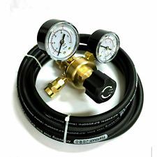 Argon Co2 For Tig Mig Flow Meter Welding Regulator Welder Gauge With Gas Hose