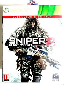 Sniper-Ghost-Warrior-2-Collector-Xbox-360-Neuf-Scelle-Scelle-Pal-Spa