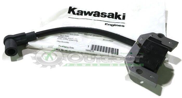 Genuine Oem Kawasaki 21171-7034 Bobina De Encendido