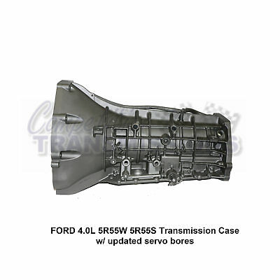 5R55W 5R55S REMANUFACTURED FORD PUMP ASSEMBLY TRANSMISSION SONNAX CONTROL 5R55N