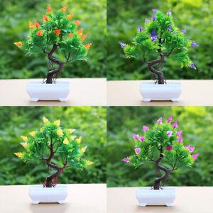 Am-Artificial-Flower-Pine-Tree-Potted-Bonsai-Party-Shop-Hotel-Desktop-Office-De