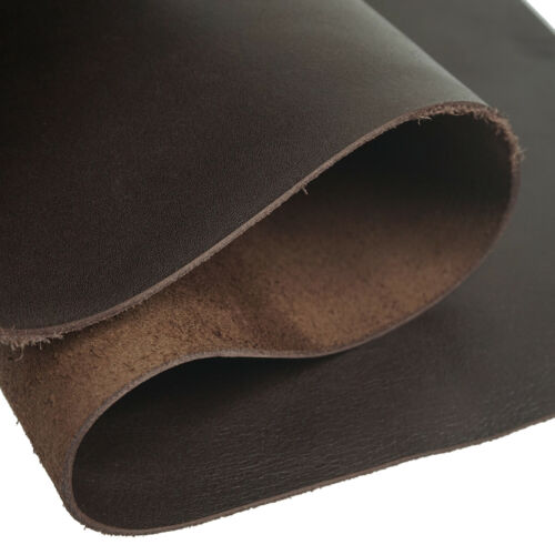 Leather Cow Hide Vegetable Tanned Tooling Leather Leather Square 2.0mm 5-6oz