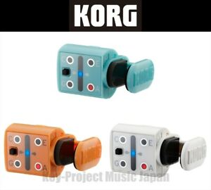 KORG MiniPitch Compact Ukulele Tuner 3 Color Variations New w/Tracking No.