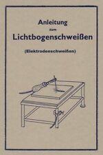 Anleitung zum Lichtbogenschweißen (Elektrodenschweißen) Schweißgeräte, Beispiele