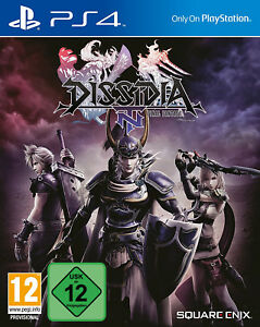 Ps4-juego-Dissidia-final-Fantasy-NT-FF-neu-amp-ovp-PlayStation-4