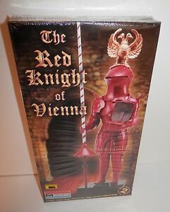 Revell Monogram 1:8 The Red Knight of Vienna Diecast Model Kit
