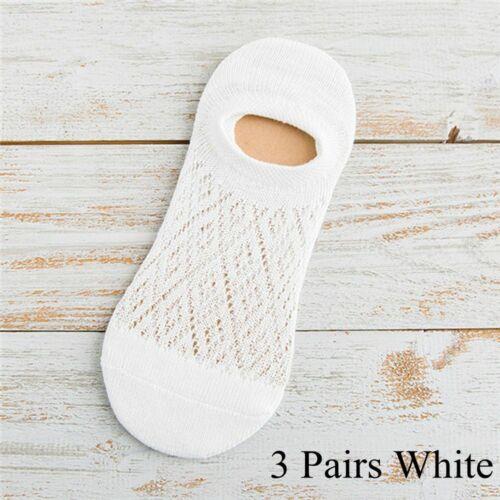 Casual Solid Color Ankle Cotton Sock Boat Sox Low Cut Socks Women/'s Socks