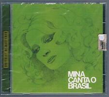 MINA CANTA O BRASIL CD  SIGILLATO!!!