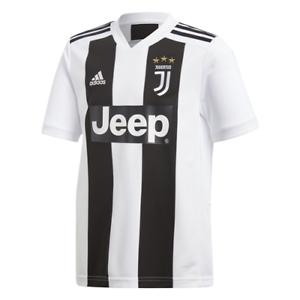 Fc J Adidas Bambino Maglia Juventus Da 2018 Calcio Home Replica Ib7gvfyY6m