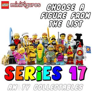 LEGO-SERIES-17-MINIFIGURES-71018-Brand-New-CHOOSE-YOUR-LEGO-MINI-FIGURE