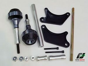 image is loading frame sliders for honda grom msx125
