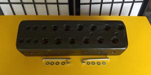 "/""ZEUS/"" 610LB BI-DIRECTIONAL UPGRADE BOX for Bowflex No Mods Required"