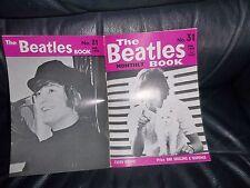THE BEATLES MONTHLY BOOK FEBRUARY 1966  No. 31 NEAR MINT SONG LYRICS PHOTOS ETC.