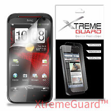 NEW HTC Rezound Invisible LCD Screen Protector Cover Skin by XtremeGuard