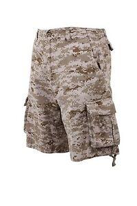 Pantalones-Cortos-Carga-BDU-Vintage-Desierto-Camuflaje-Digital-Tallas-Xs-S-M-L-Xl-2-x-3-x