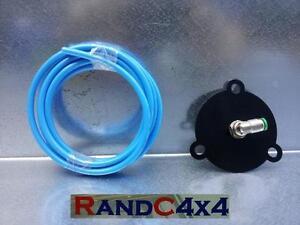 Land-Rover-Defender-Timing-Cam-Belt-Case-Breather-Wading-Kit-BLUE-200-300-TDi