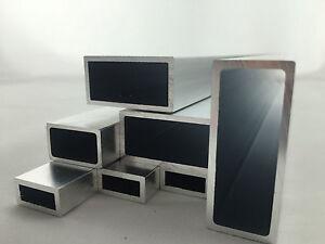 Aluminium-Rectangular-Square-Tube-Box-Section-size-60x20-200x100mm-many-lengths