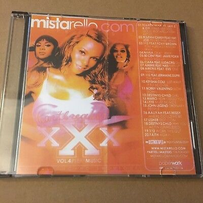 DJ Mistarello & Jadel XXX Sex Music Vol  4 RNB Slow Jams NYC Mixtape Mix CD  | eBay