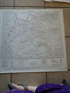 1954-Map-of-Herat-Afghanistan-Ghorat-Badghis-Maimana-Obeh