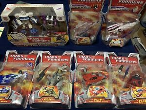 Transformers Classics lot (Ultra Magnus, Skywarp, Rodimus, Grimlock & more) NEW