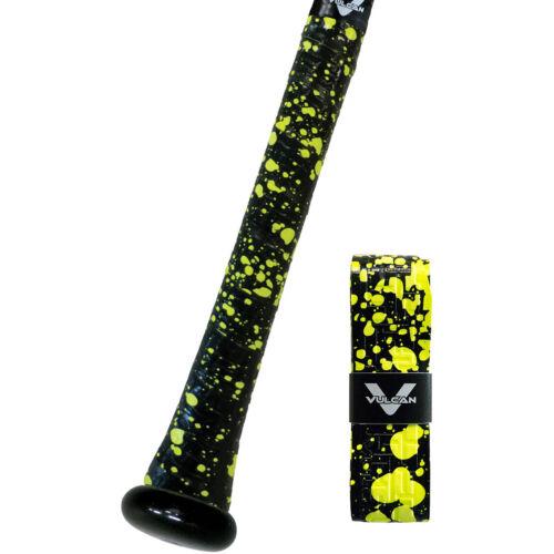 Vulcan Splatter Series Ultralight Advanced Polymer Bat Grip Tape Wrap