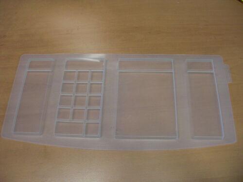 Tastaturabdeckung Sharp XE-A207 XE-A207B Folienabdeckung Tasten Schutz Kasse