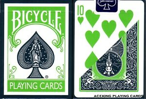 1-NEW-deck-Bicycle-blue-Twilight-playing-cards-poker-OHIO-printed