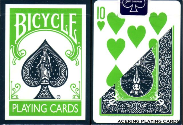 1 NEW deck Bicycle blue Twilight playing cards poker OHIO printed