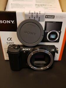 Sony Alpha 5100L - Fotocamera Digitale Mirrorless 24,3 Mpix