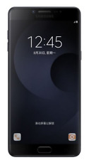 SAMSUNG GALAXY C9 PRO C9000 4GLTE 64GB BLACK DUALSIM FACTORY UNLOCKED SMARTPHONE