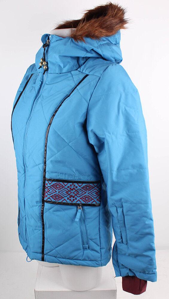Billabong Mujer Snowboard Chaqueta Uffie , azul Sky