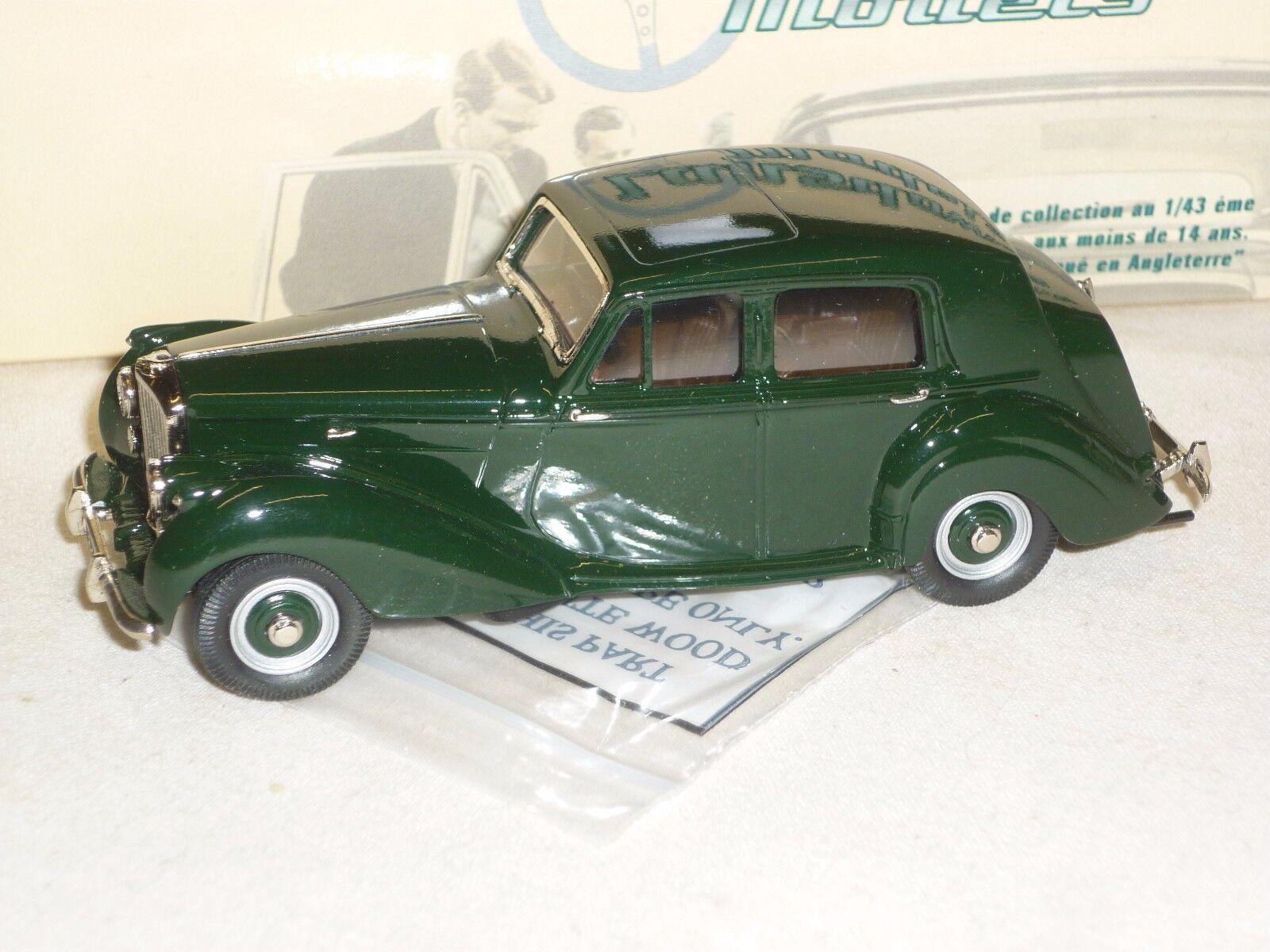 a la venta Lansdowne Modelos LDM64, 1946 51 Bentley MK VI VI VI 4 puertas sedán (MB)  promocionales de incentivo