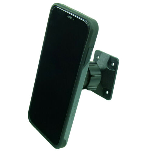 Permanent Vehicle Dashboard Mount & TiGRA Fitclic NEO Case for iPhone 11