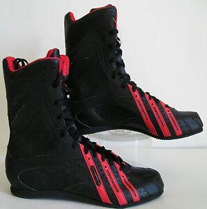 RARE LTD ED~Adidas METEOR HI TECHSTAR LEATHER Training Boot honey ... 3d8fac7fc0c2d