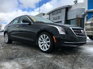 2017 Cadillac ATS Propulsion