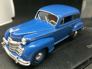 OPEL-olympia-1-43-EAGLEMOSS-1951-1953-Opel-collection
