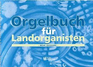 Kirchenorgel-Noten-Orgelbuch-fuer-Landorganisten-Emanuel-Vogt-leichte-Mittels