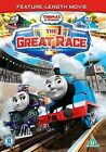Thomas & Friends The Great Race Movie DVD 12 Top Trump Cards Included