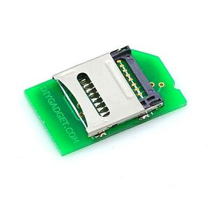 Raspberry-Pi-Low-profile-MicroSD-to-SD-Card-Adapter-SD-card-won-039-t-get-damaged