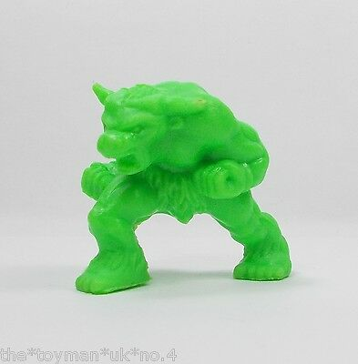 Monster In My Pocket - Series 2 - 64 Minotaur - Neon Green - Mini Figure