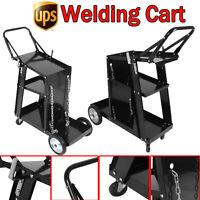 Mig Tig Arc Welder Welding Cart Universal Storage Cart With Handle Practical