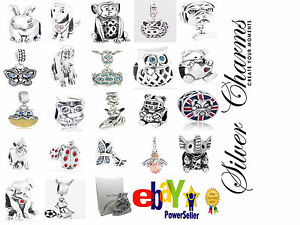 Animal-Charms-Collection-925-Sterling-Silver-Gift-Packing-Included