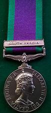 Campaign Service Medal SOUTH ARABIA Clasp Copy