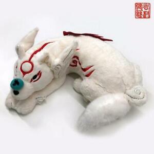 e-Capcom-Limited-Special-Collection-Okami-Amaterasu-Maru-Maru-Fluffy-Plush
