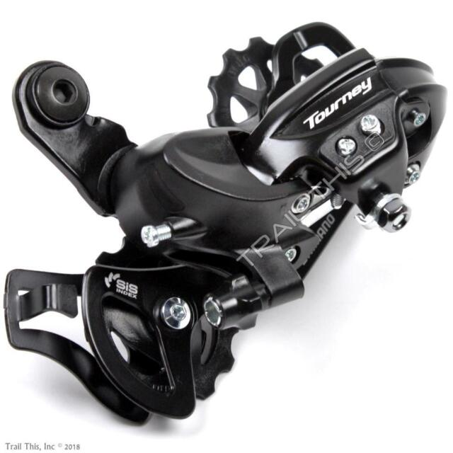 Shimano Tourney RD-TY300 6/7-Speed Direct-Attach Rear Derailleur Road MTB Bike