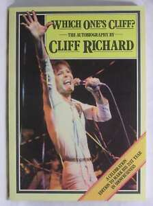 Which One039s Cliff Richard Cliff Very Good Book - Dundee, United Kingdom - Which One039s Cliff Richard Cliff Very Good Book - Dundee, United Kingdom