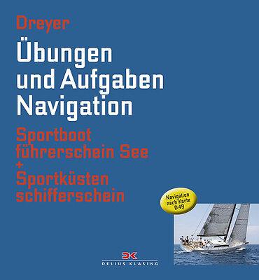 Sonstige Sport Trendmarkierung Sportbootführerschein Sportküstenschifferschein Übungen Aufgaben Navigation Buch Einfach Zu Reparieren
