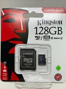 Kingston-128GB-Micro-SD-SDXC-MicroSD-TF-Class-10-128-GB-Advanced-Memory-Card