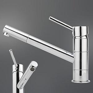 Wasserhahn-Kueche-Kuechen-Armatur-Spueltisch-Kuechen-Wasserhahn-Chrome-7