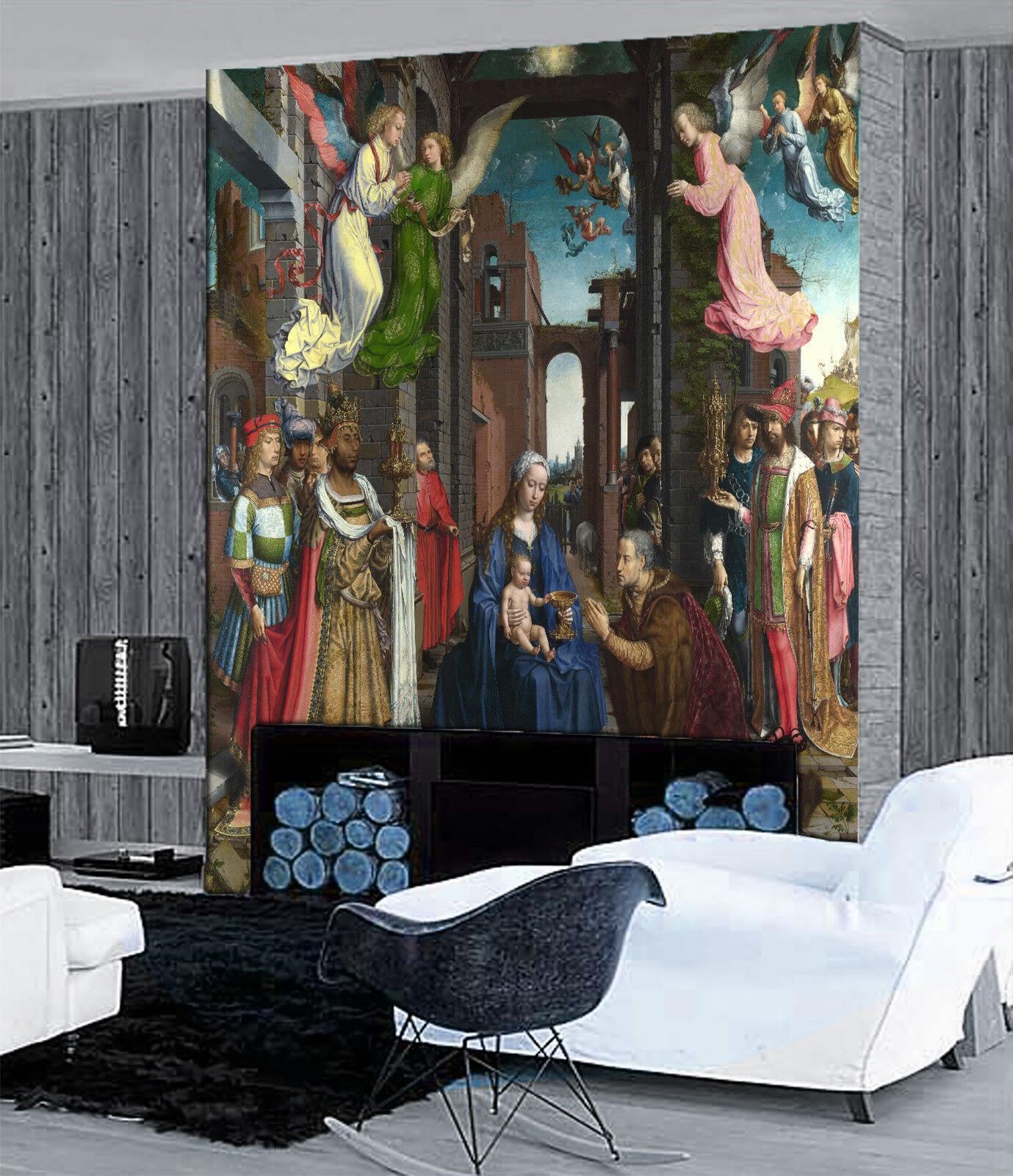 3D Angel Segenszeremonie 87 Tapete Wandgemälde Tapete Tapeten Bild Familie DE    Discount    Spielzeugwelt, spielen Sie Ihre eigene Welt    Hervorragende Eigenschaften